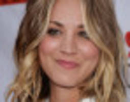 Kaley Cuoco Cuts Her Hair Into A Bob For Real This Time