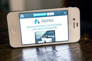 Supreme Court struggles with TV broadcasters' case against Aereo