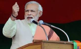 Modi begins Guj campaign today; To also address 100 places through 3D rally
