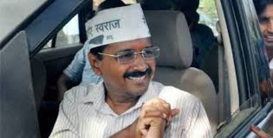 AAP leader Kejriwal files nomination papers from Varanasi LS seat