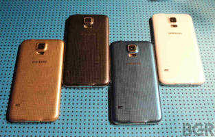 Samsung Galaxy S5 already accounts for nearly 1 percent of all Android smartphones