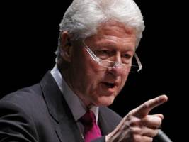 Bill Clinton Headlining Gun Control Event for Gabrielle Giffords, Mark Kelly
