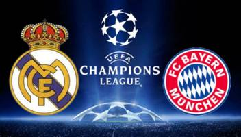 Real Madrid vs Bayern Munich UEFA Champions League first leg semi-final: Live Blog