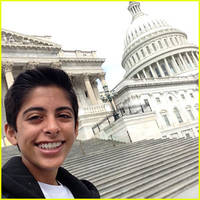 Karan Brar Shares Exclusive Photos From Washington D.C. Trip!