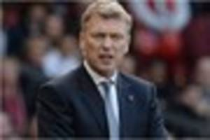 Moyes 12-1 to be next West Ham boss