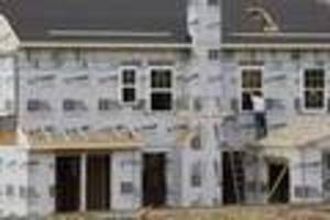 Sales of new U.S. homes plunge 14.5% in March